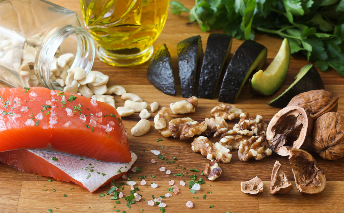 Mindre plager med mer balansert mat